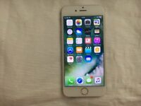 iPhone 6 (Unlocked |14 Day Guarantee|16GB|Deliver+Post|Apple|White) ||