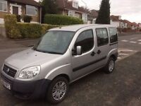 Fiat Doblo 1,9 (for repair or parts)