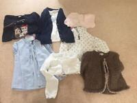 Girls bundle of clothes age 6yrs