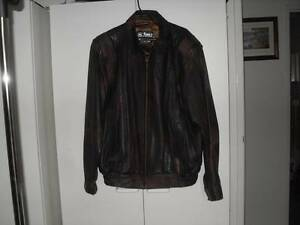 Mens Leather Jacket Rockingham Rockingham Area Preview