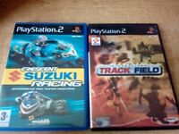 16 PLAYSTATION 2 GAMES PLUS 2 PS2 CONTROLLERS NEW - READ ON