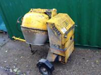 Winget Diesel Mixer