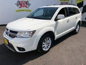 2018 Dodge Journey SXT, Automatic, Navigation, Bluetooth, 3,000k