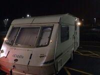 Bargain 1998 eldiss hurricane 2 berth ideal site hut tea Room etc