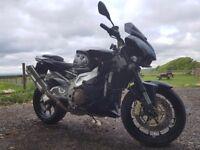 Aprilia touno 1000cc for sale