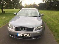 2005 Audi A3 SPORT TDI 1.9 Diesel 3 DOOR, FULL SERVICE HISTORY