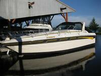 Fully restored to new condition 36 ft cabin cruiser, Best Offer