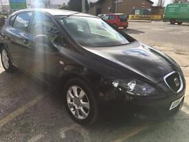 2008 SEAT LEON 1.6 STYLANCE 5Door, 2 OWNERS, ONLY 56000 miles, EXCELLENT CONDITION & DRIVE