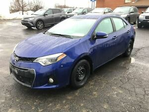 2014 Toyota Corolla S *BLUETOOTH* BANCS CHAUFFANTS*