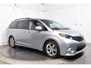 2013 Toyota Sienna SE MAGS TOIT CAMERA DE RECUL 8 PASSAGERS