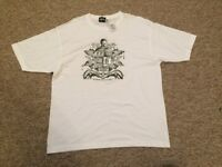 Paul Don Smith - T Shirt - hand made by the artist himself. NEW! never worn.