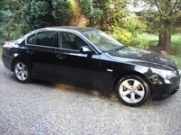 Cheap 2006 BMW 525D, £2,975 ono. Trade in Considered