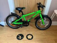 Frog 48 Kid's Bike Green