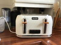 Breville Four Slice Toaster