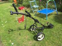 Golf trolley Moto Caddy