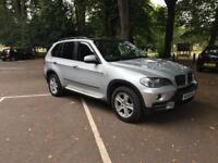 2008 X5-DIESEL-AUTOMATIC-JOYSTICK-FULL SERVICE HISTORY-2 PREVIOUS OWNER-FUL LEATHR-START STOP BUTTON
