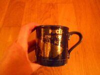 Free Cutty Sark Mug Pisces Mug Yellow Milk Jug