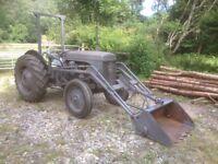 Tractor Grey Ferguson P3