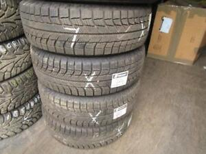 175/75R13 USED MICHELIN SNOW RIES ON HONDA FIT RIMS