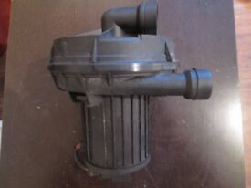 Pierburg Audi/VW secondary air pump-ref nos 06A959253B OR ZSB078906601G
