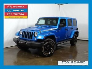 2014 Jeep Wrangler UNLIMITED SAHARA+POLAR EDITION+GPS+2 TOIT+++