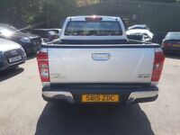 Isuzu 2015 automatic pickup