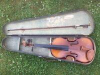 Antique Violin for restoration