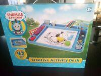 Thomas & friends Creativity 42 piece set pack/Christmas present
