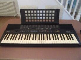 Yamaha PSR-210 Keyboard with stand