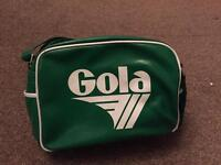 Gola bag as new
