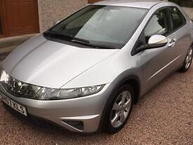 🚗 2007 Honda Civic SE I-CTDi 5 door diesel - JUST SERVICED 🏁