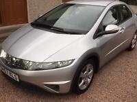 2007 Honda Civic SE I-CTDi 5 door diesel