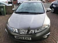 HONDA CIVIC 1.8i-VTEC ES 1799cc, 6 Speed , AC ,5 Doors HATCHBACK. VERY GOOD CONDITION,LONG MOT