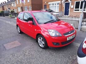 Ford Fiesta 2007 Zetec Climate