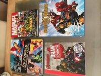 Avengers book bundle