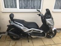 Neco Alexone Automatic 18 plate Scooter 125cc - barely used - low low miles