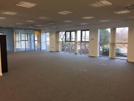Brilliant offices available in Strathclyde Business Park from £125 per month.