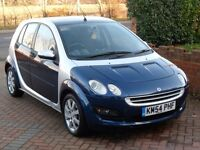 2005MY Smart Forfour 1.1 Passion- ONLY 70K Miles - FULL SERVICE HISTORY - MOT - P/X OK