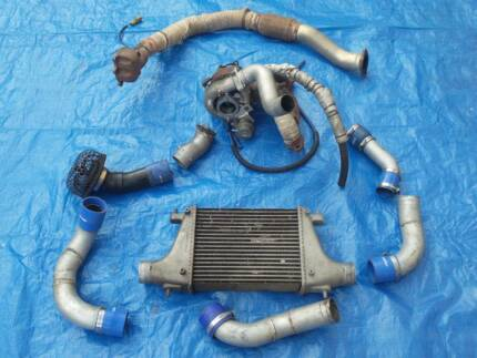 Toyota Sprinter ae86 Garrett Turbo kit 4age 16 valve ke70 hachi Springwood Logan Area Preview
