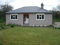 3 Bedroom Bungalow Kildrummy, Alford
