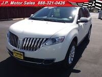 2013 Lincoln MKX Automatic, Panoramic Sunroof, Leather, Heated S
