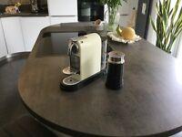 Nespresso Magimix coffee machine with Aeroccino3