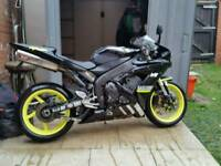 Yamaha R1 2004. Will swap for enduro