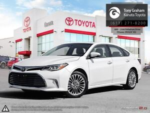2016 Toyota Avalon Limited Limited+Leather+Naviagtion