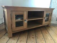 Tv Cabinet Oak Veneer