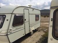 4 BERTH ACE JUBILEE WITH END BUNKBEDS MORE IN STOCK AND WE CAN DELIVER PLZ VIEW