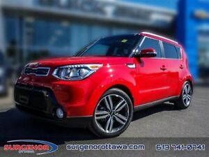 2015 Kia Soul 2.0L SX Luxury at  - $157.57 B/W  - Low Mileage