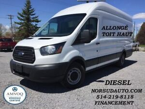 2015 Ford Transit fourgon utilitaire