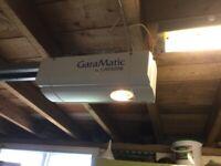 Electric Garage door Equipment