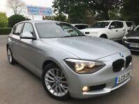 FINANCE £226 PER MONTH 2015 BMW 118i SE 1.6 PETROL AUTOMATIC 15950 MILES 1 OWNER 2 KEYS LEATHER